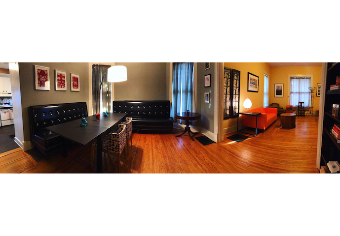 Spacious yet Cozy, West Side Lower with Parking