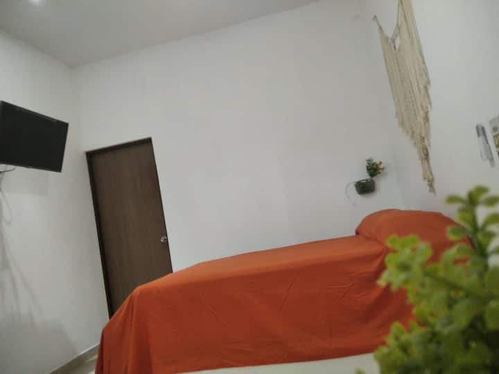 Alojamiento amplio y cómodo cerca de Playa Borrego