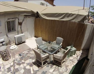 Private Red Sea Unit with yard - Eilat - House