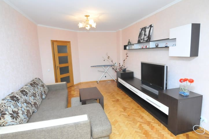 Nice two-room apartment in  center - Chișinău - อพาร์ทเมนท์