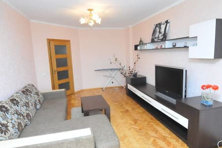 Nice two-room apartment in  center - Chisinau