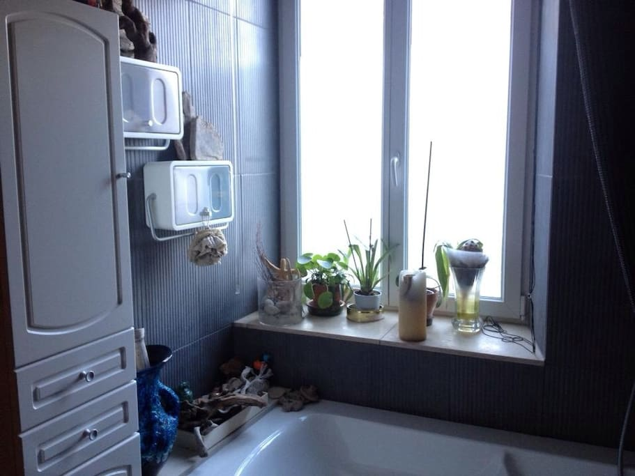2 rooms flat in South of France