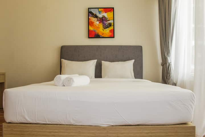 Best Deal 2BR Apartment at Grand Palace Kemayoran