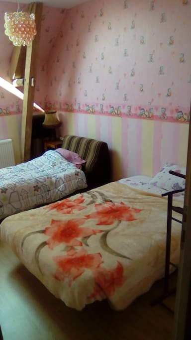 Chambre 1er