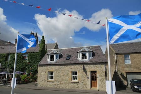 Scottish Borders 3 Bedroom Cottage - Coldstream - 一軒家