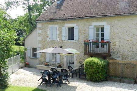 la Vignotte, Gites de France 3 épis - House