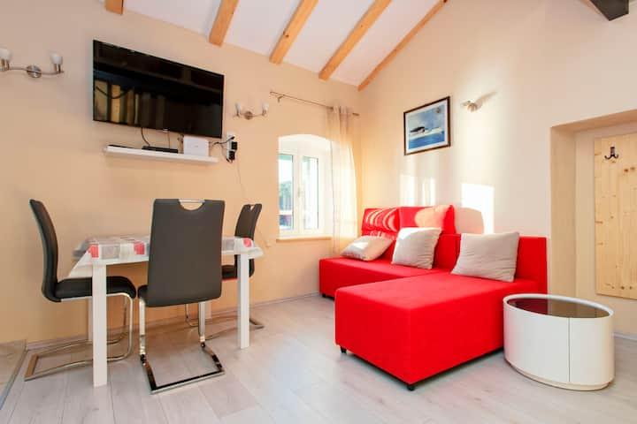 Apartment Riva- town Stari Grad-  island Hvar