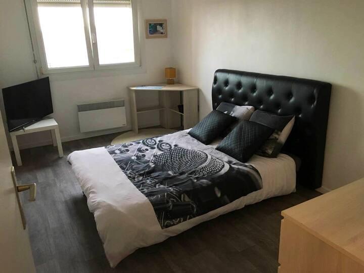 Joli appartement Dunkerque centre