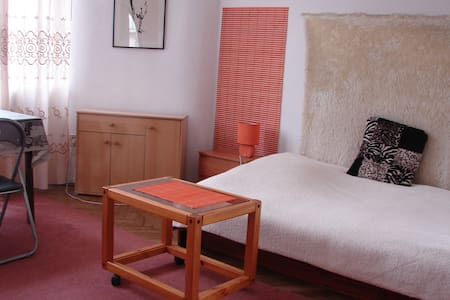 Sunny room for one or two persons - Wohnung