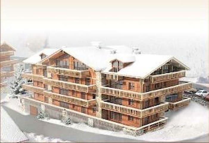 Apartment le Hameau des Crosets - les crosets - Apartment