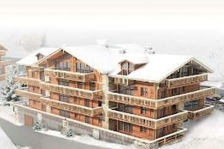 Apartment le Hameau des Crosets - les crosets - Lägenhet