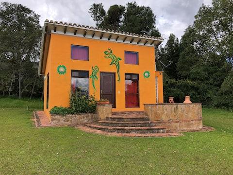Cabaña La Lagartija