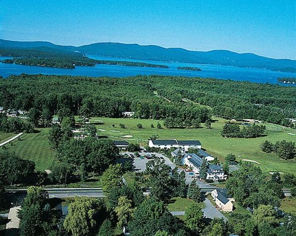 Windrifter Studio Condo Sleeps 4 Wolfeboro NH