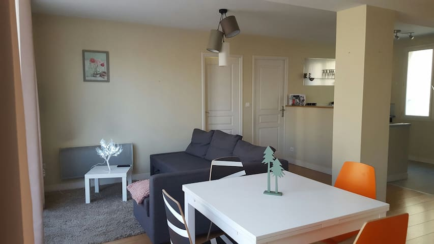 Appartement Epernay centre-ville - Épernay - อพาร์ทเมนท์