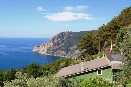 B&B Villa PIETRAFIORE- vista mare # - Monterosso al Mare