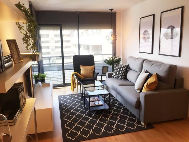 Bonito Apartamento con Piscina Lleida