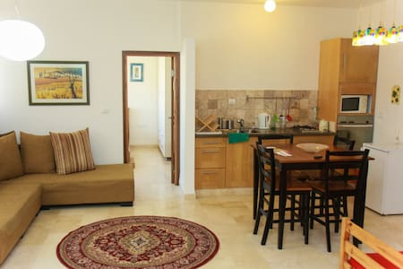 Nof LaGilboa Lodge, Family Room - Beit HaShita