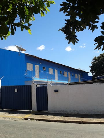 Apartamento próximo a arena pantanal - Cuiabá - Appartamento