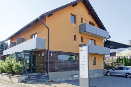 Bedrooms Apts in  #1 - Moravske Toplice - Apartmen