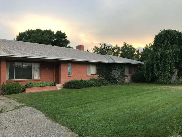 Grand Junction farm homestead