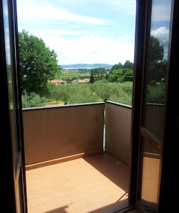 Appartamento vista lago - San Fatucchio - Byt