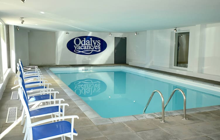Appartement abordable à 150m des remontées   Accès piscine intérieure