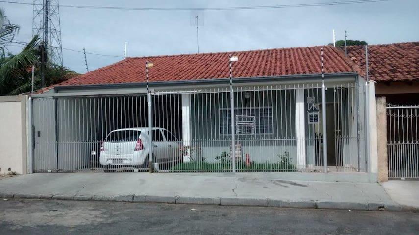 ALUGO CASA TEMPORADA DA COPA CUIABÁ - Cuiabá - House