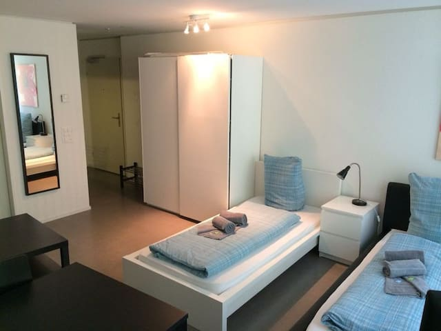 1 room Apartment Gletschergarten I