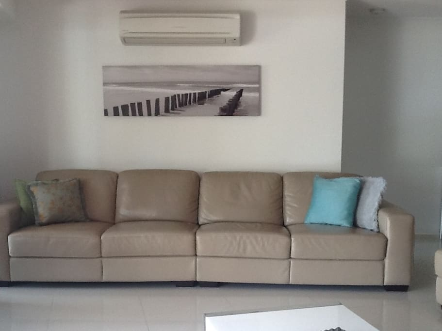 Lounge in Living Room