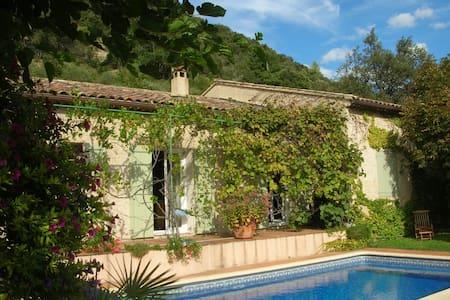 La maison du hibou - Allemagne-en-Provence