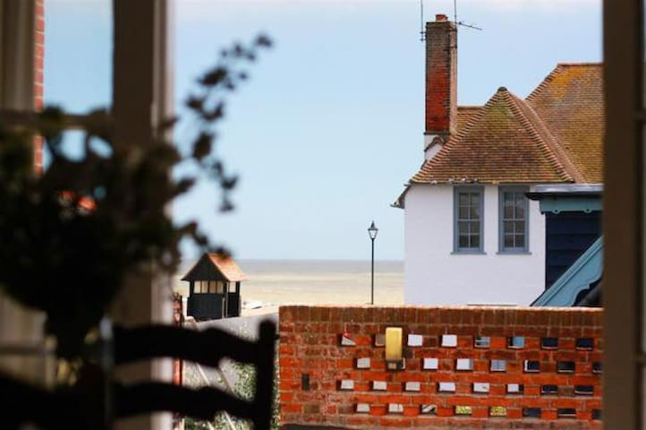A place with a view - Crabbe Street, Aldeburgh - Aldeburgh - Appartement