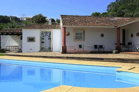 4 bedrooms villa – private pool - Rio Maior - Hus
