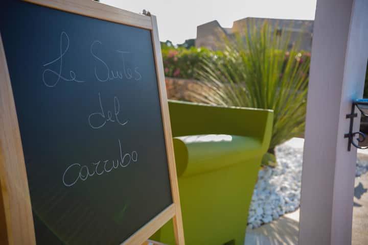 "Le Suites del Carrubo - Casa ""Il Gelsomino"""