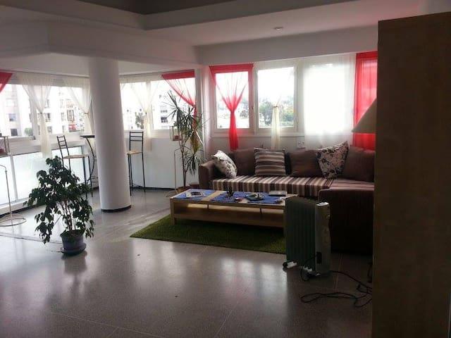 Confortable private room in central Rabat - Rabat - Daire
