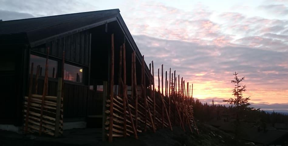 Cabin at Sjusjøen near Lillehammer - Sjusjøen - Cabin