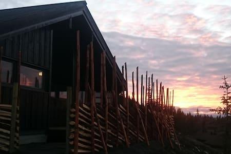 Cabin at Sjusjøen near Lillehammer - Sjusjøen - Cabana