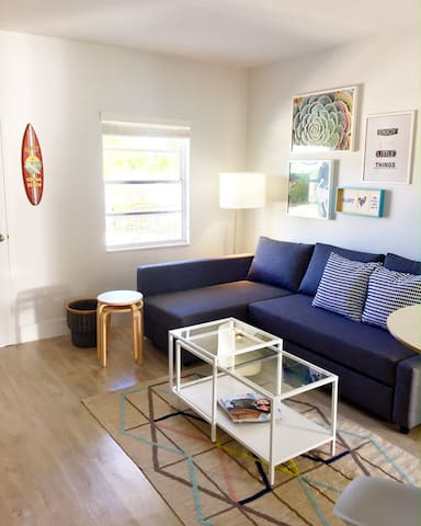 Cool 1Bed near UM campus/Hospital in Coral Gables!