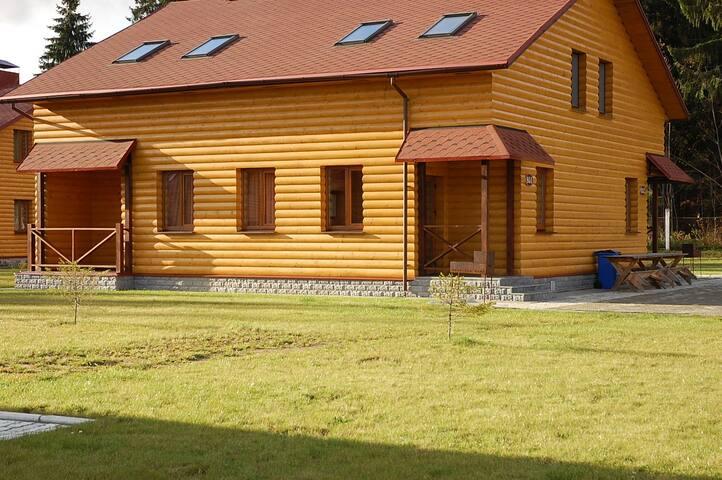 Коттедж Лесной для 4 человек - Konakovsky District - Hus