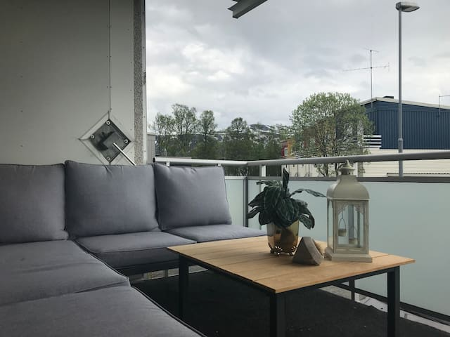 Tromsø City Apartment