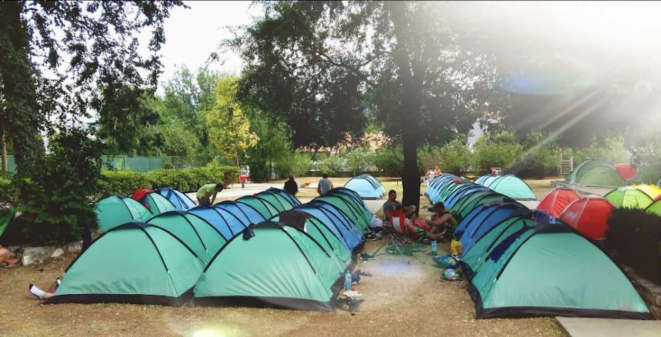 SplitVillage Camp