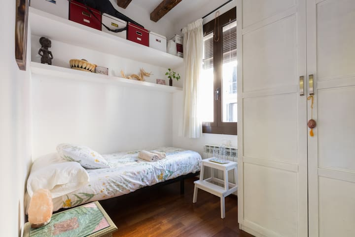 Cozy room in the heart of Barcelona