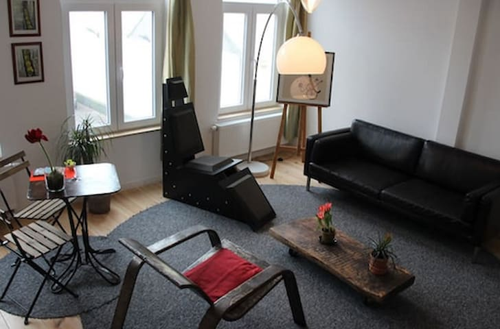 Cosy appartment Brussels downtown (Botanique)