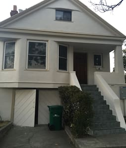 Perfect LiL house 20 min 2 San Fran - Albany - House