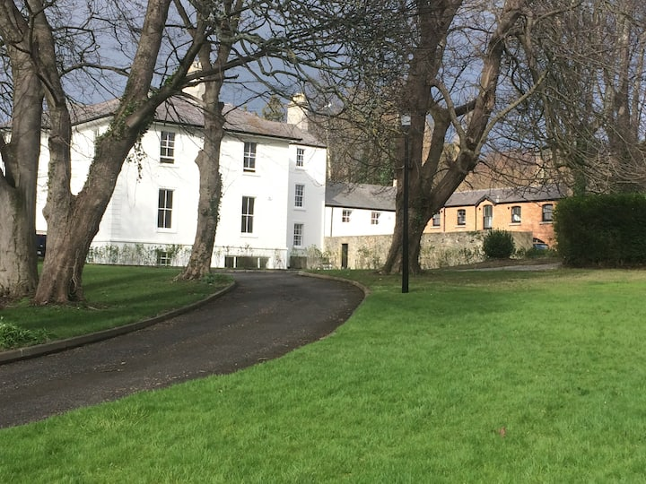 Mews on Historic Estate in County Dublin