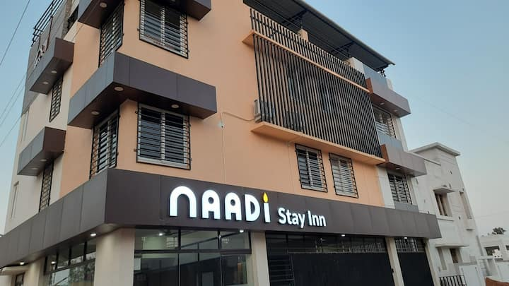 Hotel Naadi Stayinn Newbustand By Abedrooms.