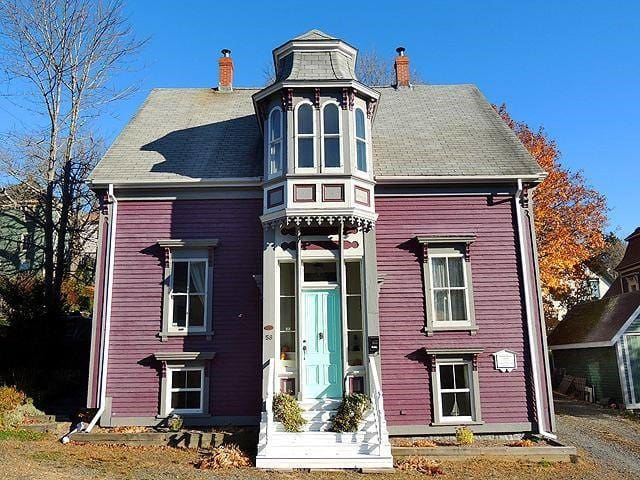 Downtown Heritage Home - Lunenburg - Casa