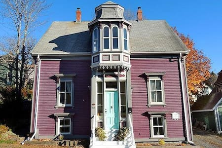 Downtown Heritage Home - Lunenburg - Ház