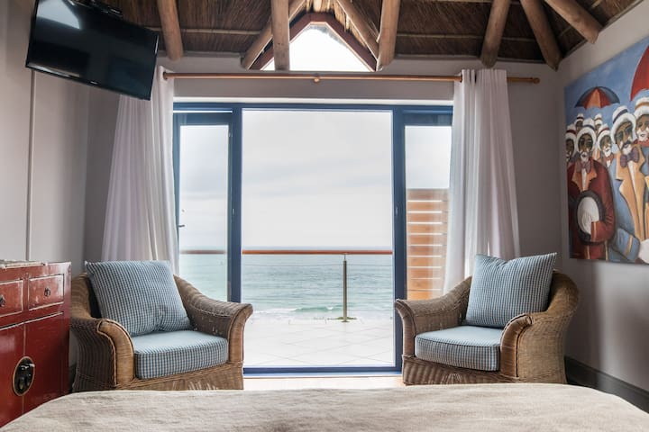 Ichtus Seafront B&B - Deluxe double room