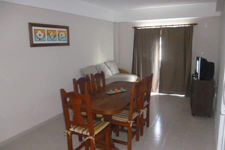 Departamento céntrico muy luminoso y ventilado - San Luis - 公寓