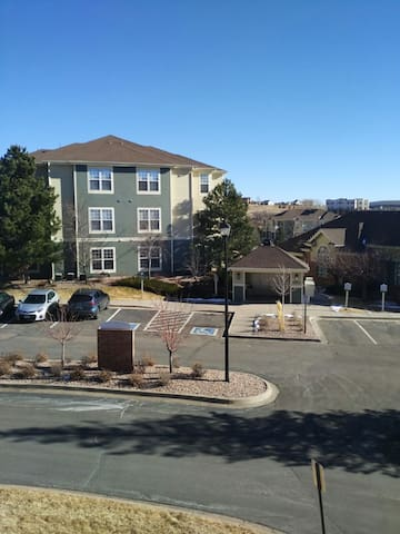 cozy apartment in a safe community - Colorado Springs - Apartament